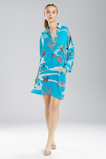Buy N Natori Seaside Sleepshirt from