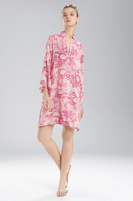 Buy N Natori Floral Oasis Sleepshirt from