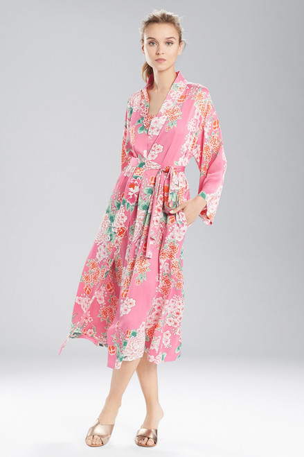 Buy N Natori Majestic Garden Robe from