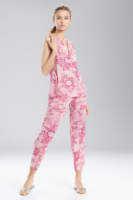 Buy N Natori Floral Oasis PJ Set from