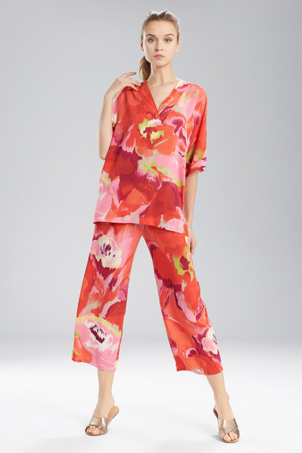 Buy N Natori Blooming Mural PJ Set from