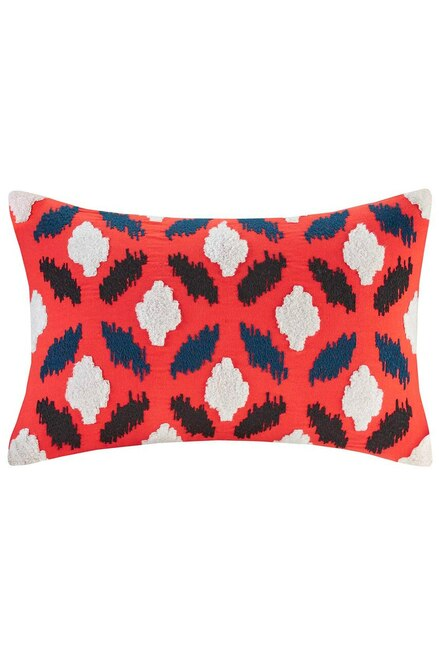 Buy Josie Diamond Geo Oblong Pillow from