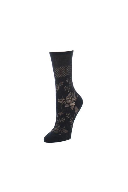 Buy Natori Floral Fields Crew Socks from