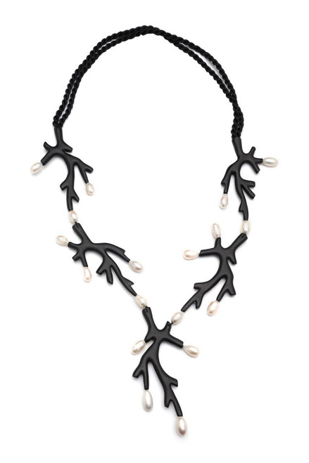 Buy Josie Natori Acacia With Mother of Pearl Necklace from