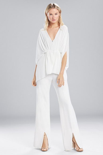 Buy Josie Natori Solid Silky Soft Caftan Top from
