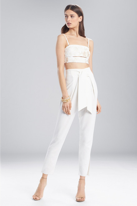 Buy Josie Natori Cotton Shirting Bralette from