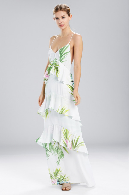 Buy Natori Orchid Maxi Dress from