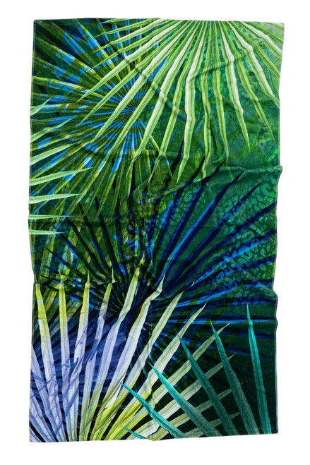 Buy Natori Tropical Floral Beach Towel from