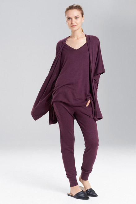 Buy N Natori Retreat Jersey Sweater Knit Topper from