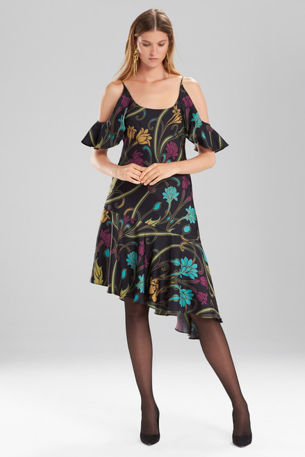Buy Josie Natori Japanese Nouveau Dress from