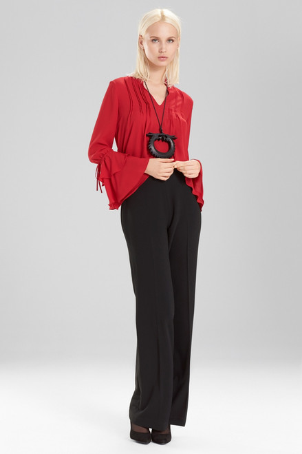 Buy Josie Natori Core Crepe Pants from