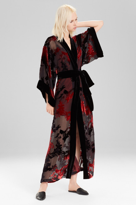 Buy Josie Natori Shadow Robe from