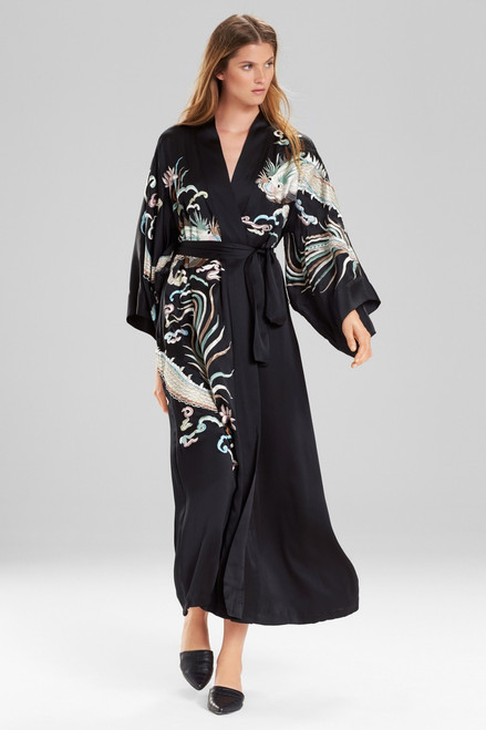 Buy Josie Natori Novelty Dragon Robe from