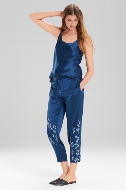 Buy Josie Natori Cascading Floral Pants from