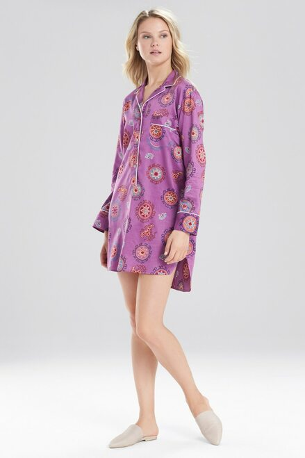 Buy Natori Myan Sleepshirt from
