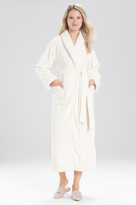 Buy Natori Plush Sherpa Robe from