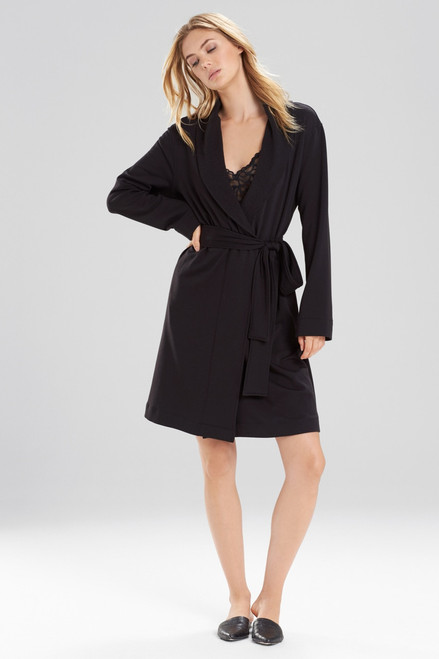 Buy Natori Brushed Knit Wrap from