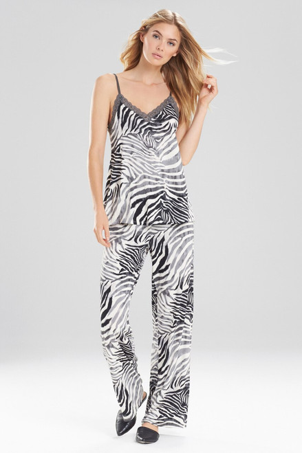 Buy Natori Feathers Essential Zebra PJ from