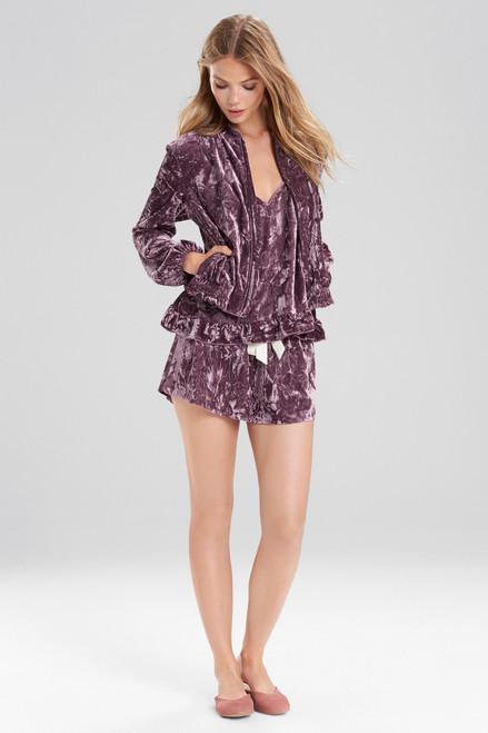 Buy Josie Velvet Crush Jacket from
