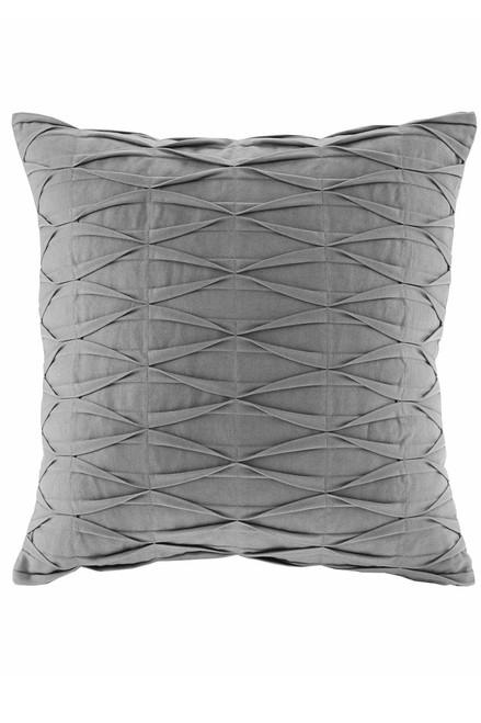 Buy N Natori Nara Navy Square Pillow from