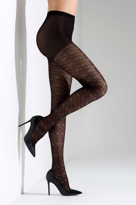 Buy Natori Ellegant Trellis Tights from