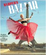 Harper's Bazaar April 2017 Cover
