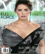 Vogue November 2017 Cover