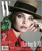 W Magazine Cover - Having It All