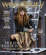 Woodbury Magazine Cover - Winter 2017