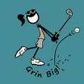 Women's Golfing Cotton T-Shirt