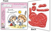 Swalk Collection SWEET AS SUNSHINE EZMount Stamp Set