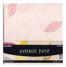 5pc Pack 12X12 HANDMADE PAPER AFLF