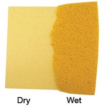Sponge 'Ums Compressed Sponge Two 8.5x8.5in sheets Hygloss 17882