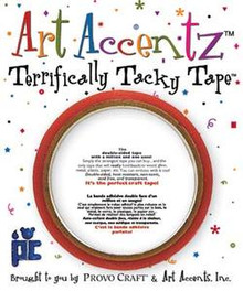 "Terrifically Tacky Tape 1-1/16"" x 5yds 24-3073"
