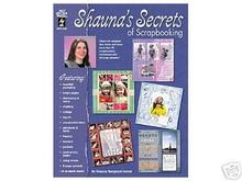 Shauna's Shaunas Secrets of Scrapbooking NEW Techniques