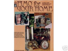 Fimo for Your Home Polymer Clay Millefiori Cane Book