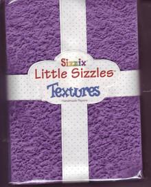 Sizzix Little Textures Sandbox Handmade Paper