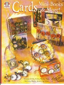 Cards Mini-Books & More! Design Originals NEW Book