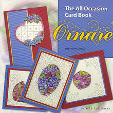 Ornare All Occasions Card Book Paper Pricking