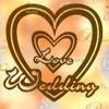 Joy Crafts Embossing Text STENCILS LOVE WEDDING