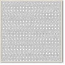 5pcs 12x12 White Hearts Vellum Paper Pizazz Wedding