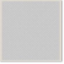 5pcs 12x12 White Dots Vellum Paper Pizazz Wedding