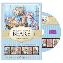 Christine Haworth Meadow Cottage Bears Papercrafting CD-Rom