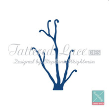Tattered Lace - Christmas Branch - D418 Cutting Dies