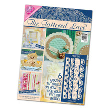Tattered Lace Magazine Issue 17 with Spring Lace Cutting Dies