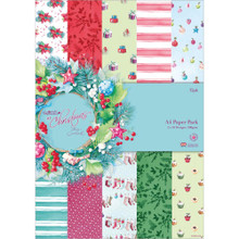 Lucy Cromwell At Christmas A4 Paper Pack 32pc 160gsm