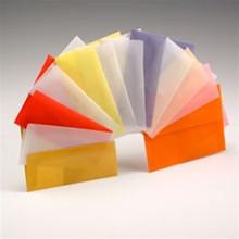 Hygloss Vellum Translucent Envelopes Asst'd A2 12-pc Acid Free & Lignin Free
