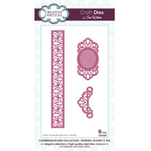 CED5202 - CARIBBEAN ISLAND COLLECTION - BORDER, ACCENT & tAG