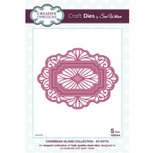 CED5205 - CARIBBEAN ISLAND COLLECTION - ST BARTS