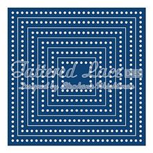Tattered Lace Best Decorative Edge Squares Cutting Die ETL13